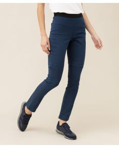 Stretch-Legging aus Denim