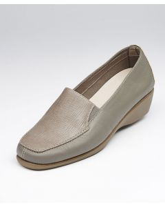 Mocassins en cuir nappa, Perfect comfort by Damart®.