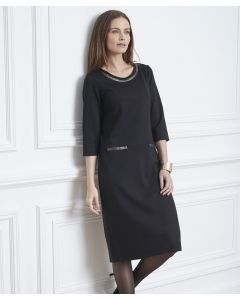 Robe maille milano.