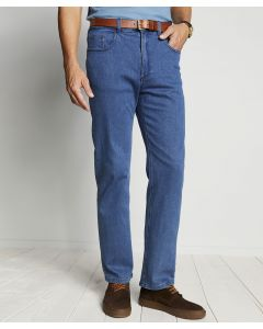 5-Pocket-Jeans aus Baumwollstretch