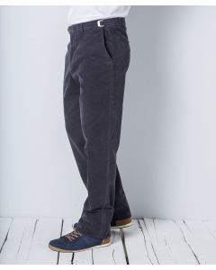 Pantalon velours milleraies extensible.