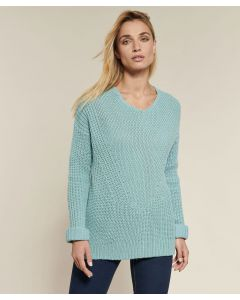 Pull point fantaisie 30% laine