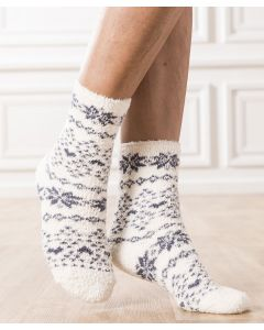 Chaussettes maille moelleuse Thermolactyl