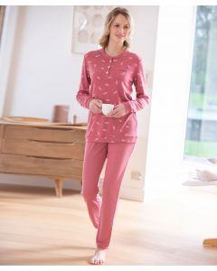 Pyjama maille interlock Thermolactyl