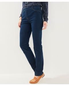 Jeans mit integriertem Shaping-Einsatz, Perfect Fit by Damart.