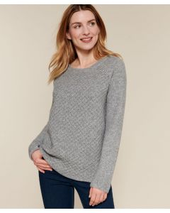 Pull maille fantaisie Thermolactyl