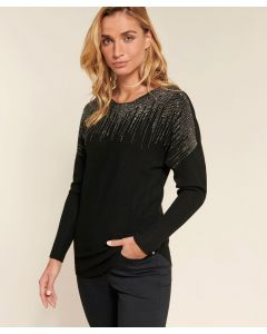 Pull maille fine et douce