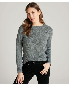 Pull col rond.