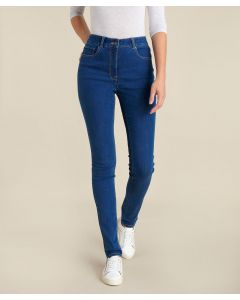 Slim-Jeans, Perfect Fit by Damart.