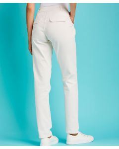 Pantalon chino denim.