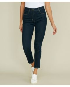 7/8-Slim-Jeans, Perfect Fit by Damart.