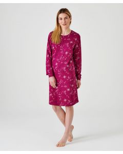 Chemise de nuit maille jersey Thermolactyl