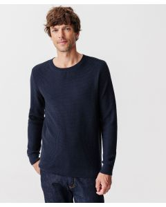 Pullover aus Wollmix mit Thermolactyl.