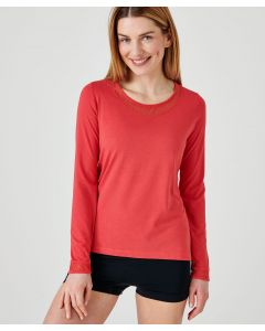 Tee-shirt Thermol'love manches longues.